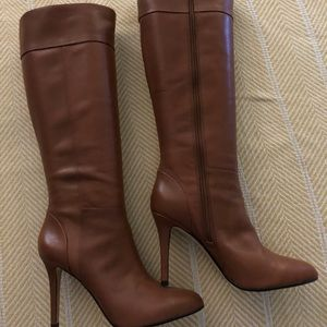 Banana Republic EUC knee high leather boots